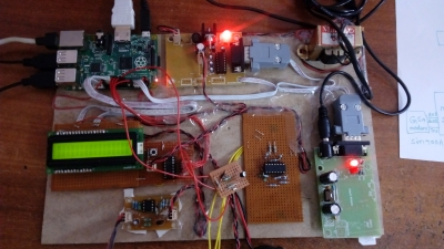 Patient Health Monitoring System Using Raspberry Pi - IOT